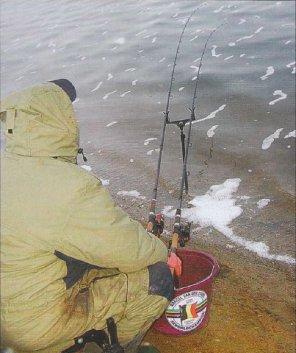 фидерная рыбалка леща весной