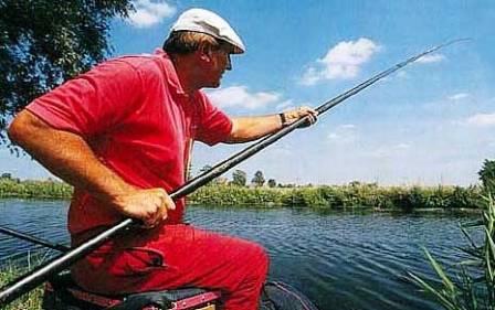 рыболовные удилища штекерные