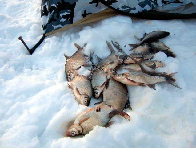 Рыбаку от мороза защититься