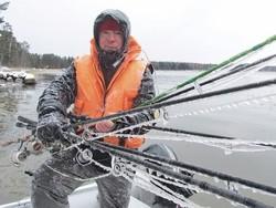 Именно январь для любителей зимней рыбалки становится в какой то мере проверкой их мастерства и знаний