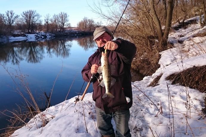 Март характерен тем, что многие рыбы, да практически все, начинают отходить от зимнего оцепенения