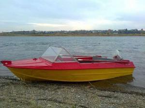 технические характеристики лодки Крым