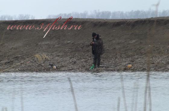 Рыбалка по старинке