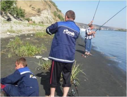 Спецодежда на рыбалке прежде всего