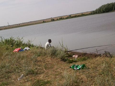 Ожидание поклевки тоже рыбалка