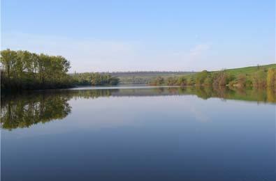 Ловля щуки на средних реках