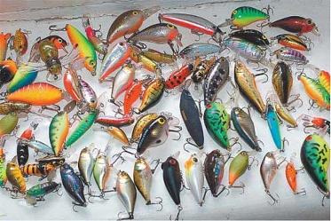 Приманки, покорившие сердца многих рыболовов