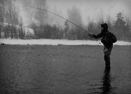 В холодную воду, без забродов, заходить не стоит
