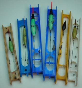 В арсенале рыболова должны быть разные поплавочные оснастки