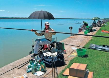 Штекерными снастями ловят рыбу во всем мире