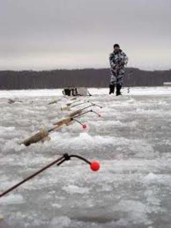 Длина удочек для зимней рыбалки небольшая. Желательно, чтобы рукоять была сделана из натуральной пробки или материала