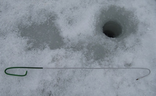 Багорики, используемые зимой, боле короткие