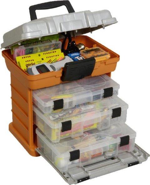 Ящик рыболова должен быть вместительным, иметь внутри ниши и перегородки