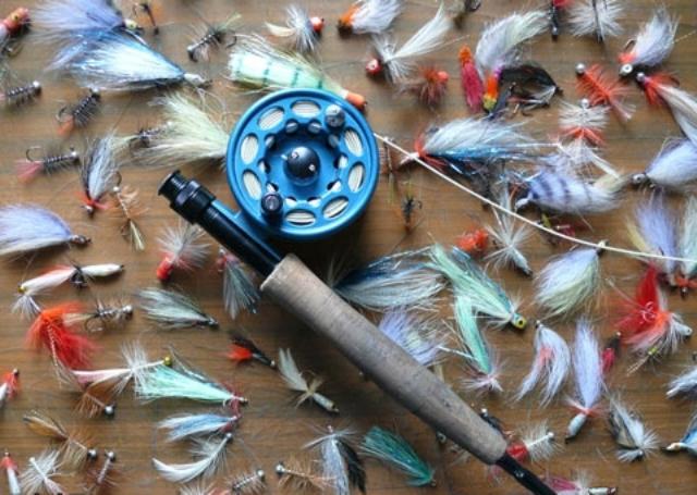Подбор удилища следует выполнять с учетом как характеристик нахлыстового шнура, так и места рыбной ловли