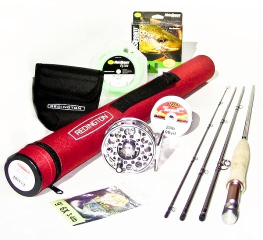 Нахлыстовые наборы, произведенные известными в мире нахлыста фирмами, представляют собой весьма качественную рыболовную снасть