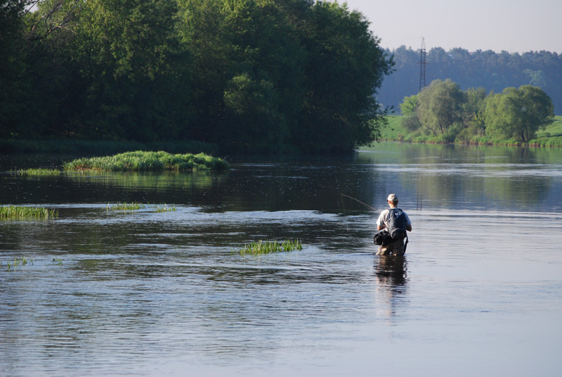 Lamiglas Esprit EC83 MTS идеально подходит для рыбалки против течения