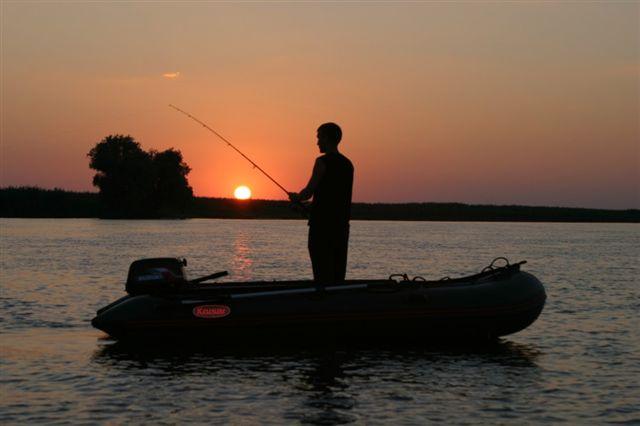 Помимо направления ветра для рыболовов имеет значение и сила ветра