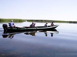 Астраханская область – одно из лучших мест для осуществления рыбалки