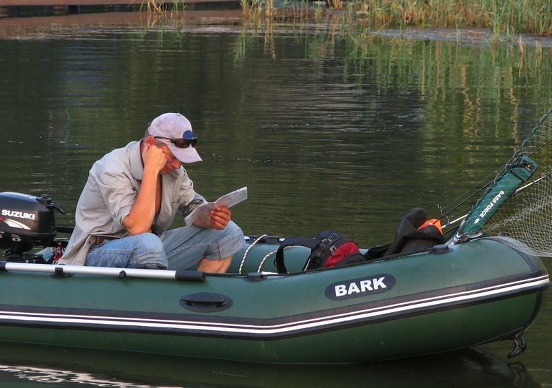 производство надувных лодок барк