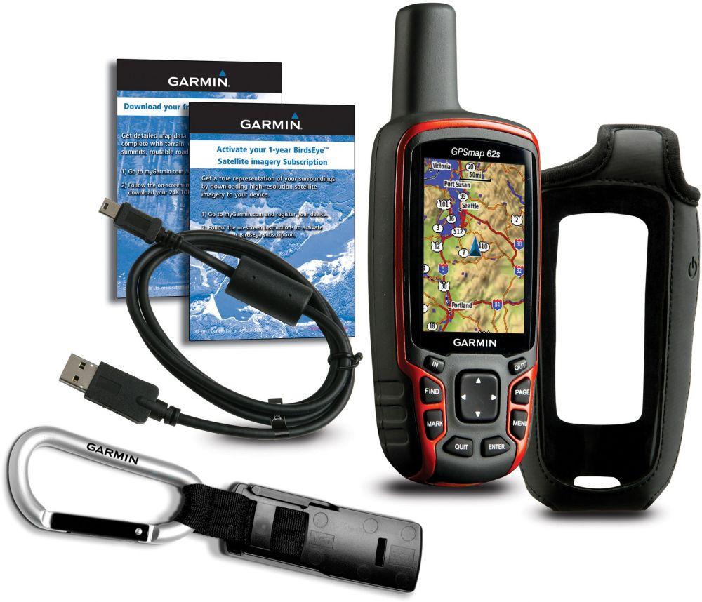 Галерея: GPS-навигатор для рыбалки (25 фото)