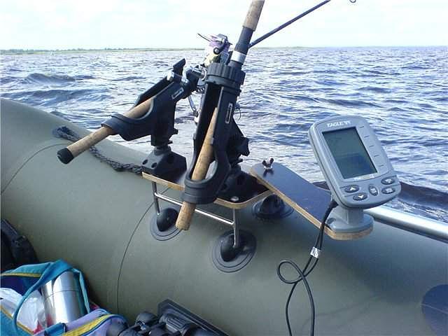 доработка пвх лодок для рыбалки