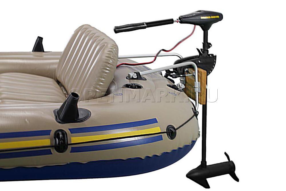 подвесная мотор для резиновых лодок
