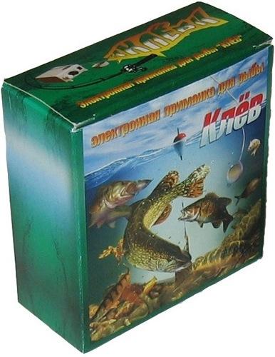приманка для рыб клев