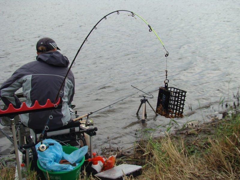 Любительское видео рыбалка фидер для