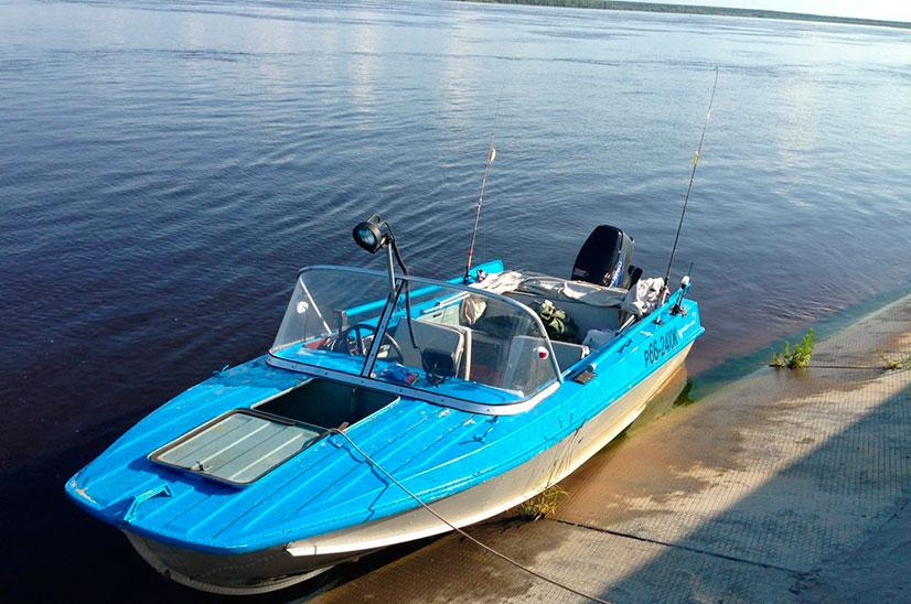 лодка 5м4 сургут купить