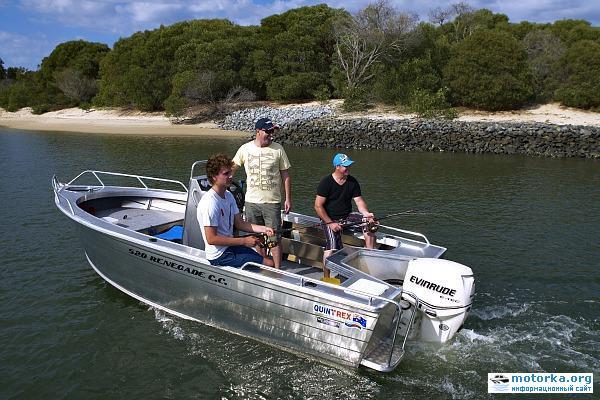 Какую алюминиевую лодку купить для рыбалки форум