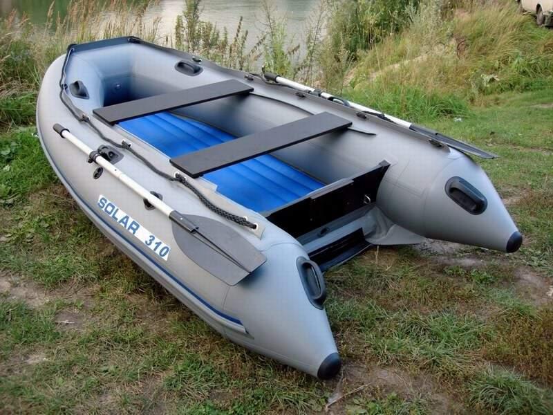 надувная лодка солярис 310