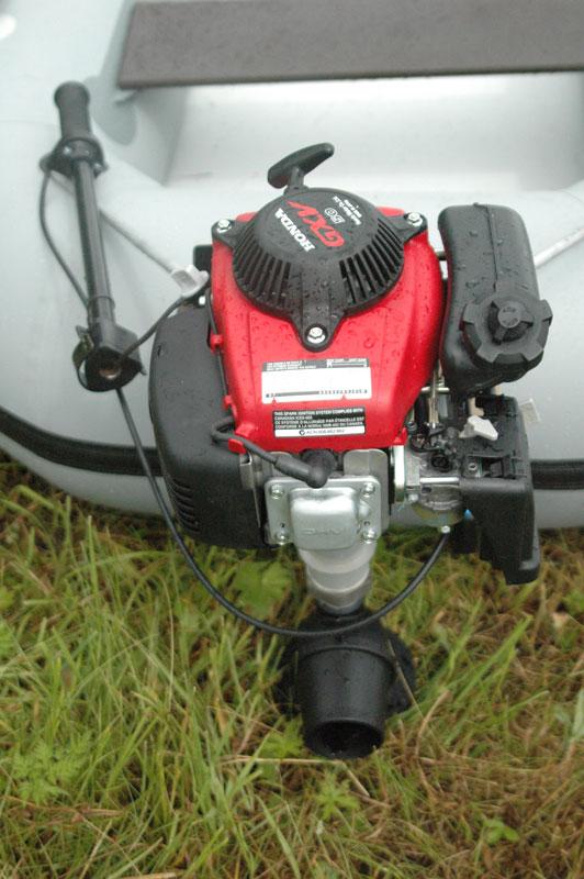 Водометный лодочный мотор Медуза МС-35