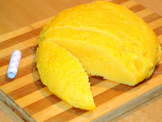 Как приготовить мамалыгу из кукурузной крупы