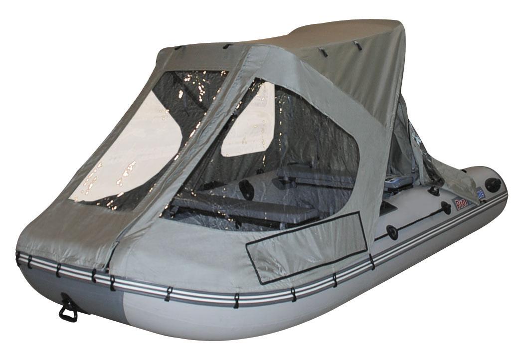 Ходовые тенты для пластиковых лодок