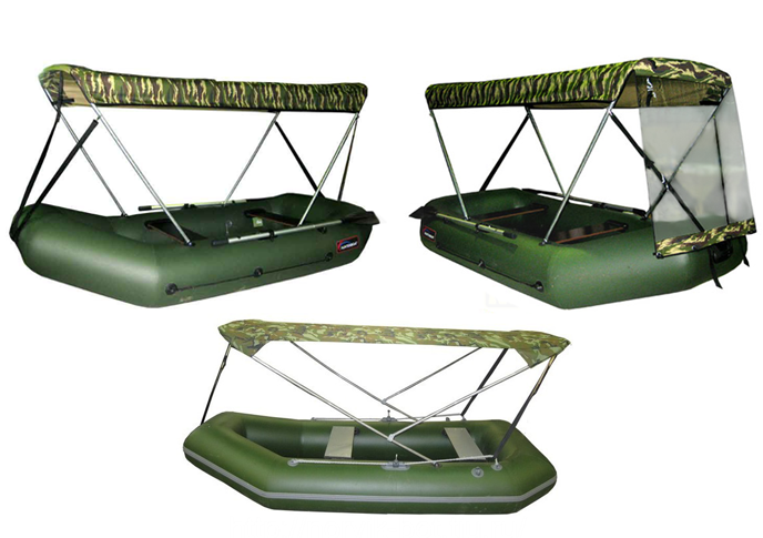 Тенты для лодок пвх своими руками чертежи фото