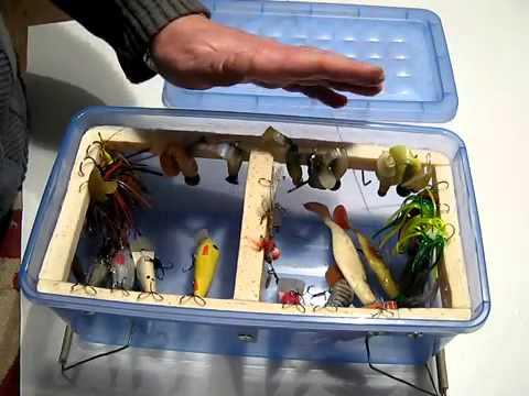 Ящик для летней рыбалки своими руками фото 102
