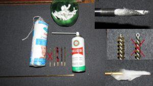 Чистка и хранение пневматических винтовок