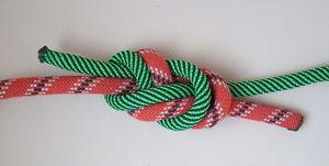 Как завязать фламанский узел
