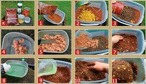 Прикормка для карпа и сазана - купить или приготовить