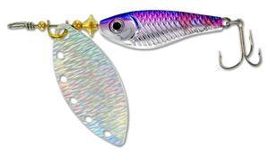 Чем интересна для рыбаков блесна на окуня Daiwa Silver Creek Spinner R