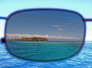 Специальные очки для рыбалки улучшают обзор и видимость на местности