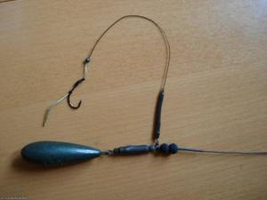 Оснастка для ловли сазана