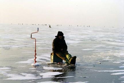 Ловля плотвы зимой на припаях