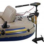 Электромотор для резиновой лодки