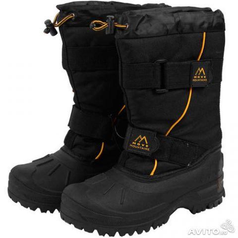 c07651b4b Как выбрать обувь для зимней рыбалки: основные характеристики