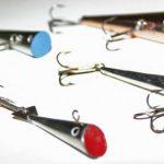 Выбор блесны для ловли судака; купить или сделать своими руками